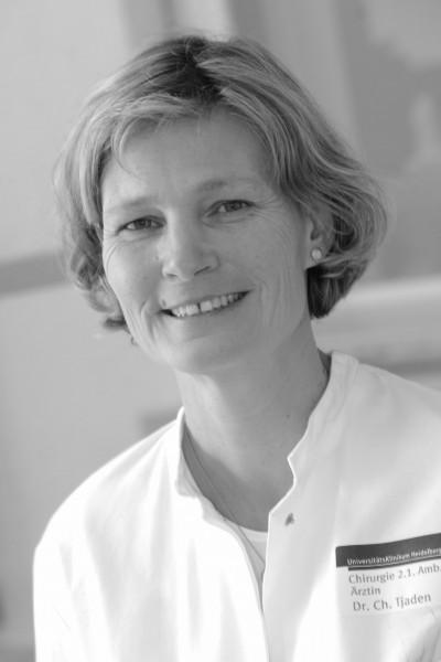 Dr. med. Christine Tjaden