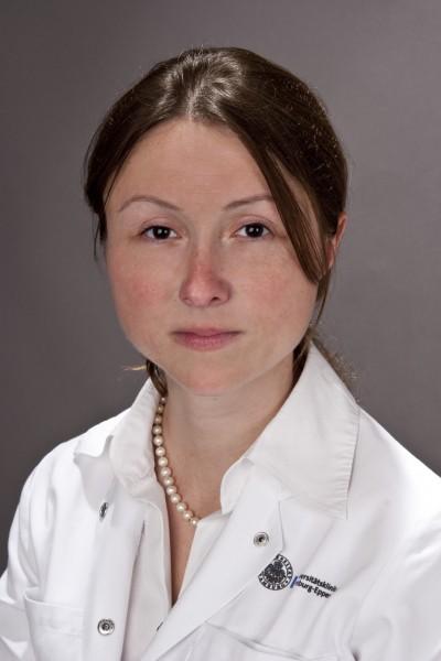 Prof. Dr. med. Gunhild von Amsberg