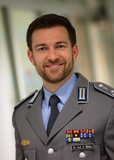 PD Dr. Arnulf Willms